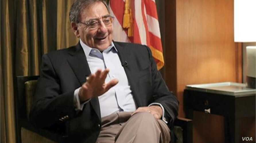 Panetta Tells VOA: Important to Maintain Military Ethics