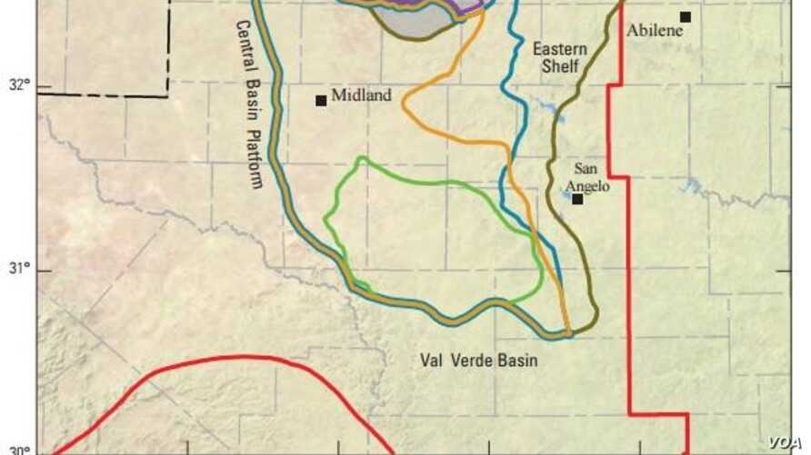 Largest' Shale Oil Reserve Discovered in US | Voice of
