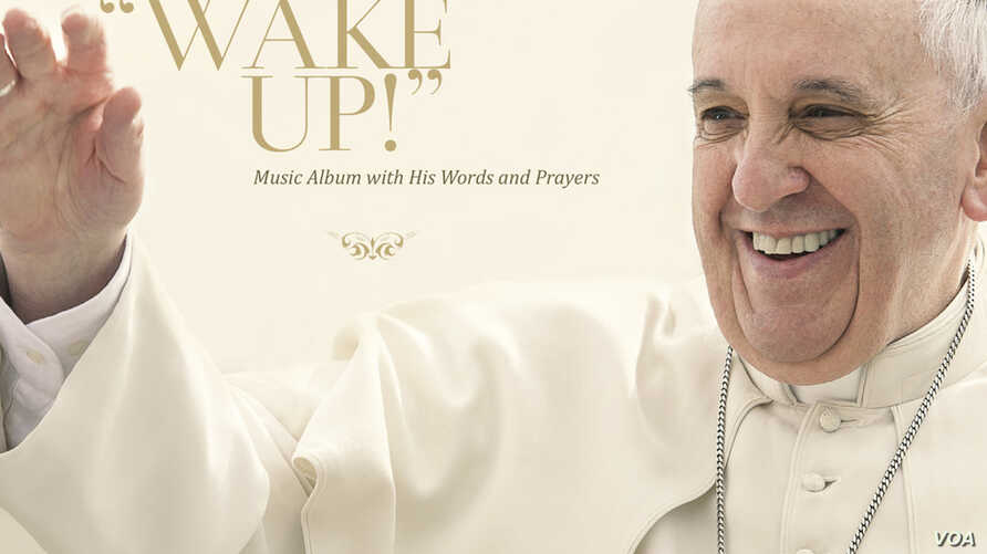 """This CD cover image released by Believe Digital, shows """"Wake Up!"""" It will be available Nov. 27."""