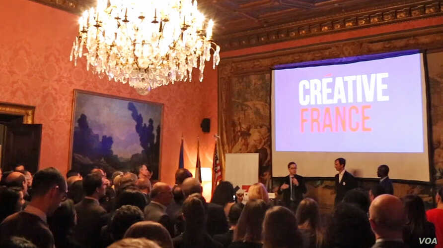 At a recent event in New York City, a mix of French startup founders, venture capitalists and media gathered to honor the first U.S. winner of the Creative Next Challenge.