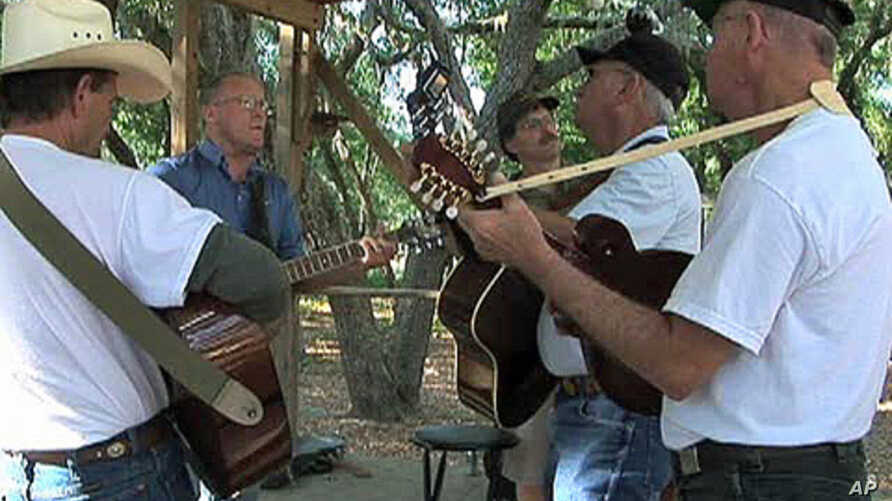 Bluegrass is often associated with the arrival of Celtic immigrants to the Appalachian Mountain region in the 1700s.