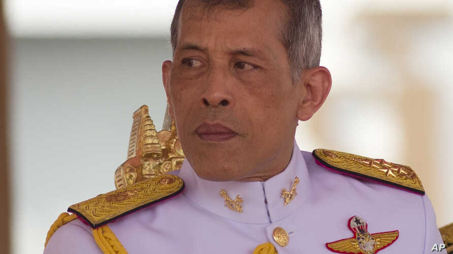 Thailand King Plowing Ceremony