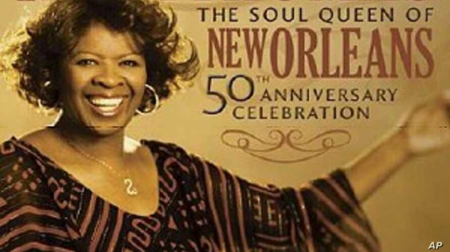 2010 Marks 50 Years of Hits for Irma Thomas