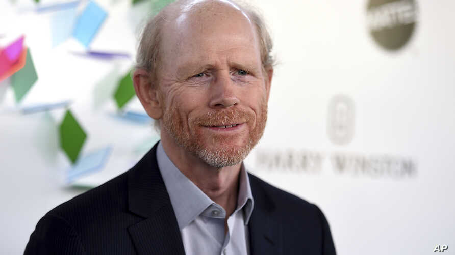 Director Ron Howard arrives at the Kaleidoscope 5: LIGHT event, May 6, 2017 in Culver City, California.