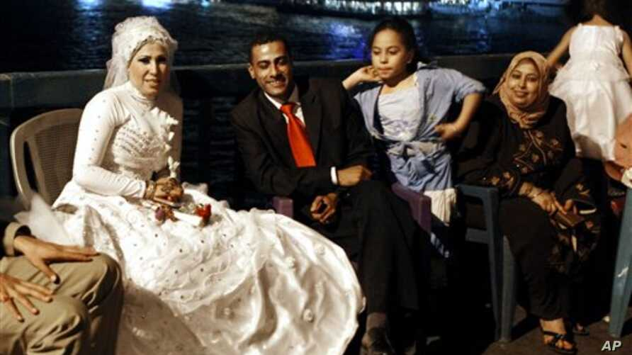 'Delayed' Marriage Frustrates Middle East Youth