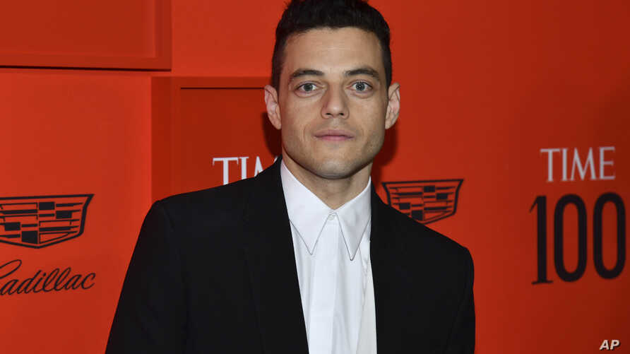 Rami Malek attends the Time 100 Gala, celebrating the 100 most influential people in the world, at Frederick P. Rose Hall, Jazz at Lincoln Center on Tuesday, April 23, 2019, in New York.