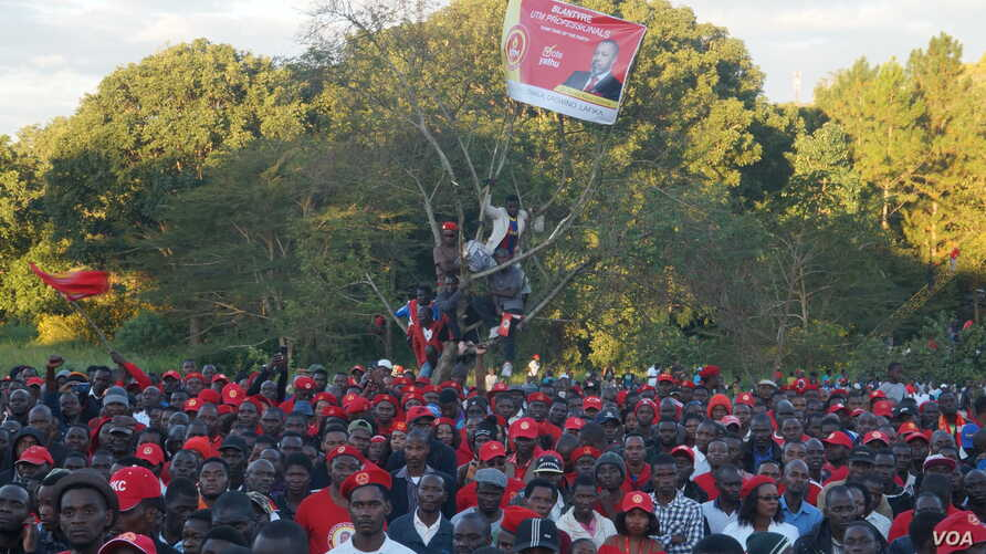 During campaign rallies Malawians were going in large numbers to hear issues raised my various candidates.