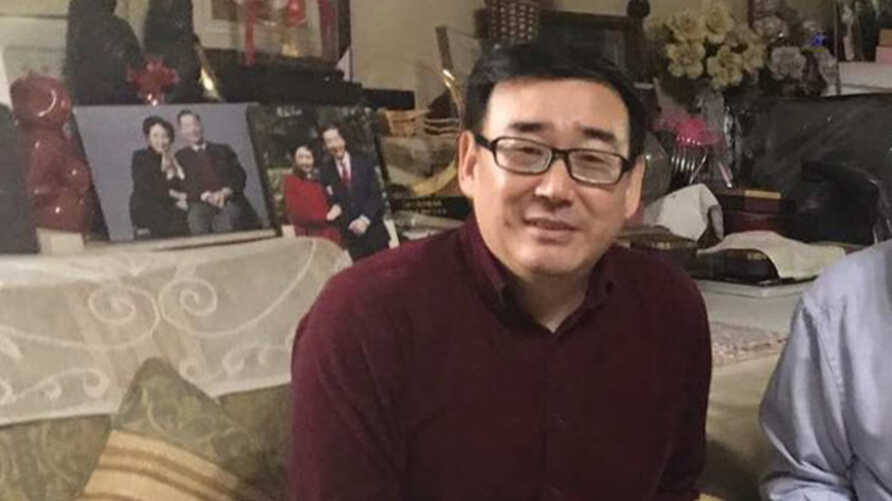Writer Yang Hengjun is seen in an undated photo (Source - Radio Free Asia)