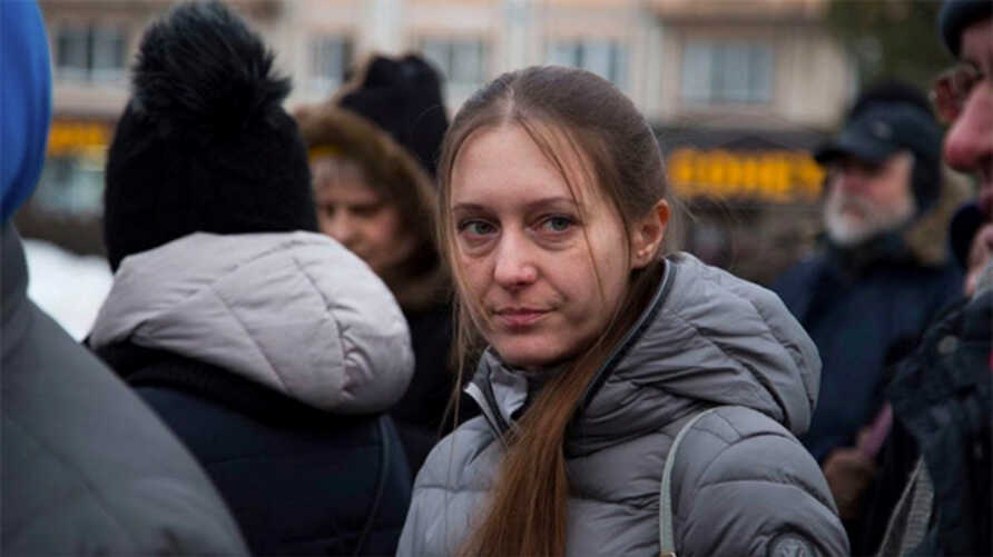 "Svetlana Prokopyeva, 39, is added to the list of ""terrorists and extremists"" by Russian authorities following her commentary about the Arkhangelsk blast in October 2018."