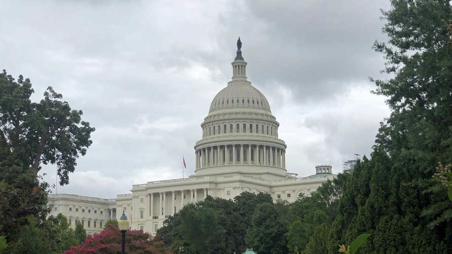 The Capitol Hill building is pictured in Washington, Sept. 5, 2019. (Photo: Diaa Bekheet)