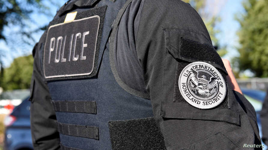 A member of Immigration and Customs Enforcement (ICE) and Removal Operations (ERO) (San Francisco and Northern California)…