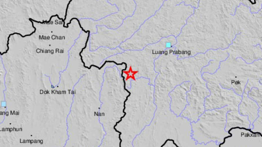 Earthquake Shakes Thailand, Laos, Sways Bangkok High-Rises ...