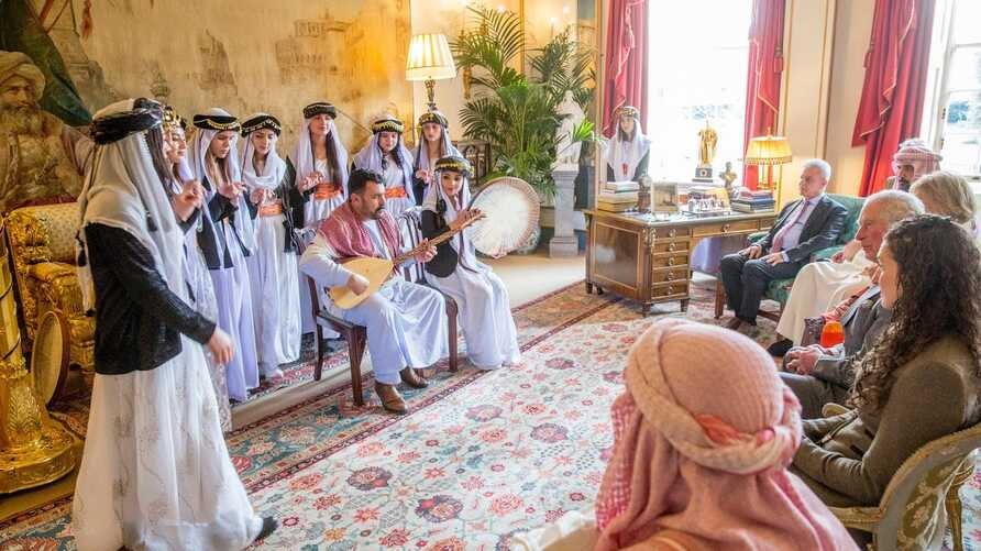 Songs to Heal: Yazidi Refugees Revive 7,000-Year-Old Musical Culture