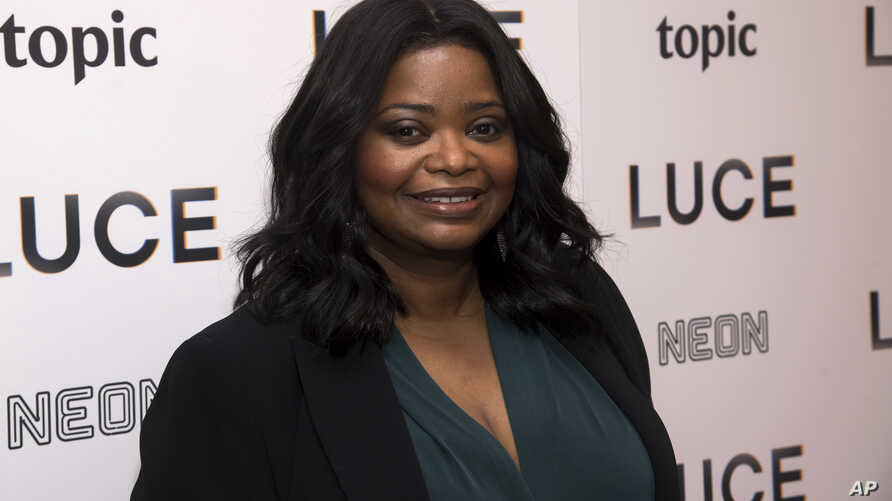 """Octavia Spencer attends the premiere of """"Luce"""" at The Whitby Hotel on Wednesday, July 24, 2019, in New York. (Photo by Charles Sykes/Invision/AP)"""
