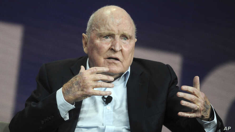 Photo by: Dennis Van Tine/STAR MAX/IPx 3/2/20 Jack Welch has passed away. STAR MAX File Photo: 10/28/17 Jack Welch at The…
