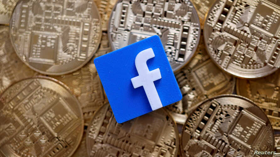 Bitcoin, which has risen in value for eight consecutive days, received a boost after Facebook has said it would offer its own cryptocurrency, the Libra coin by end of June 2020.