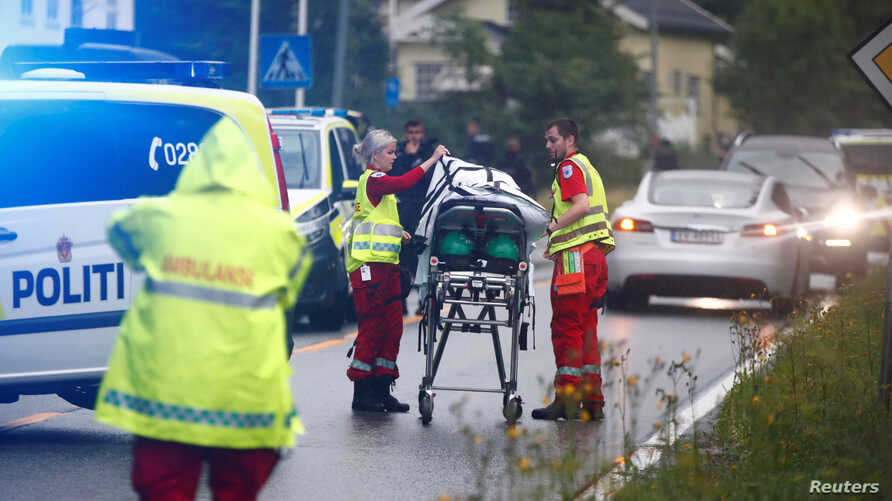 Norway Mosque Shooting 'Attempted Act of Terror' | Voice of America