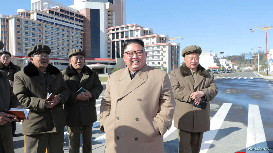 North Korean Leader Kim Jong Un Signals He's Ready for 'New Way,' Experts Say