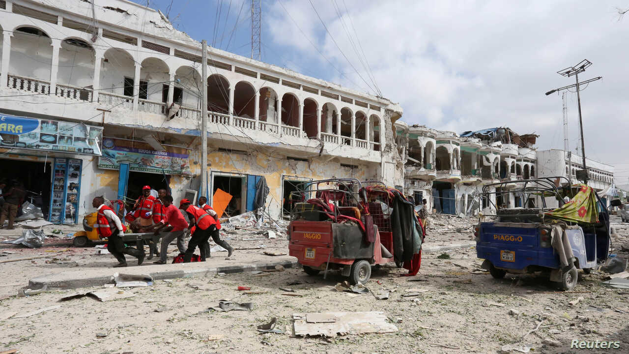 28 Dead in Militant Attack on Somali Hotel | Voice of