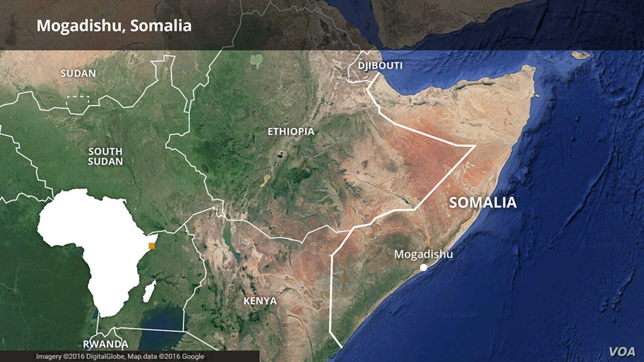 AFRICOM: US Airstrike in Somalia Kills 5 Militants | Voice ...