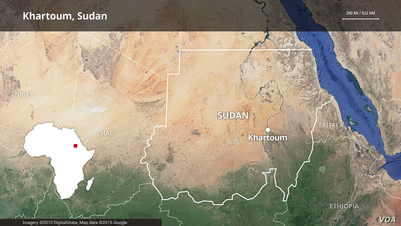 US Notes Release of 54 Political Detainees in Sudan | Voice of ... on tunis map, sudan historical map, sudan nile map, lagos map, auckland new zealand map, user khartoum sudan map, kabul map, khartoum state map, south sudan on a world map, khartoum africa map,