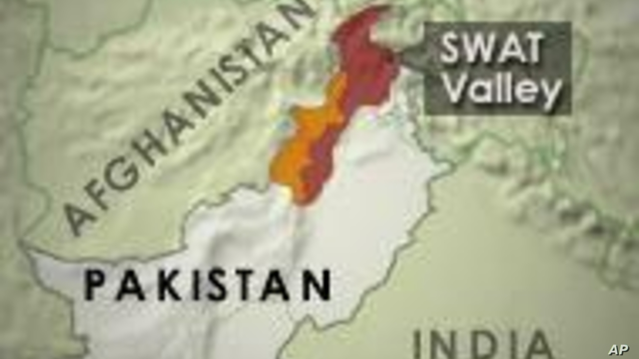 Pakistan Army: Taliban Commander Killed in Swat | Voice of America