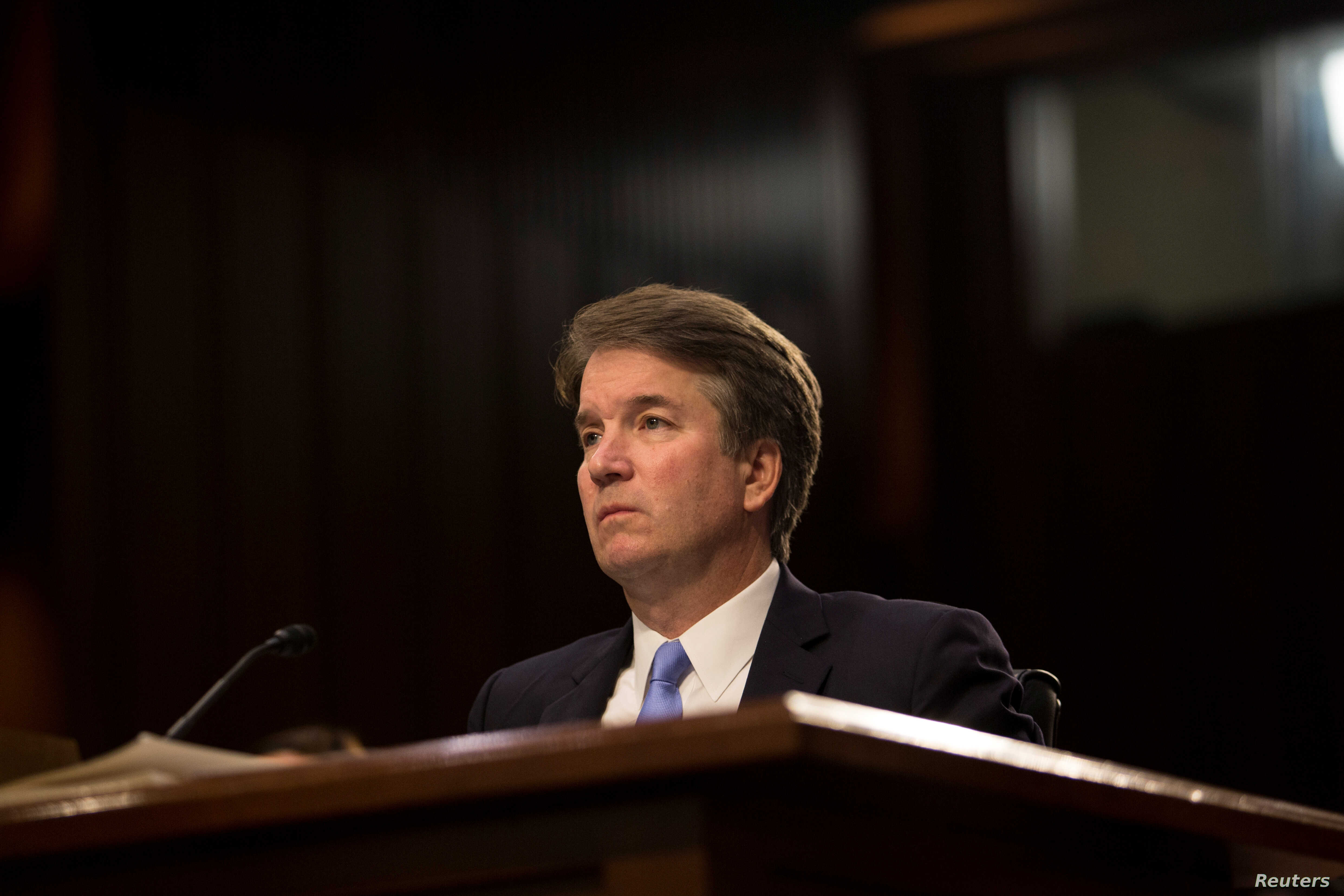 Democratic presidential hopefuls call for Kavanaugh's impeachment