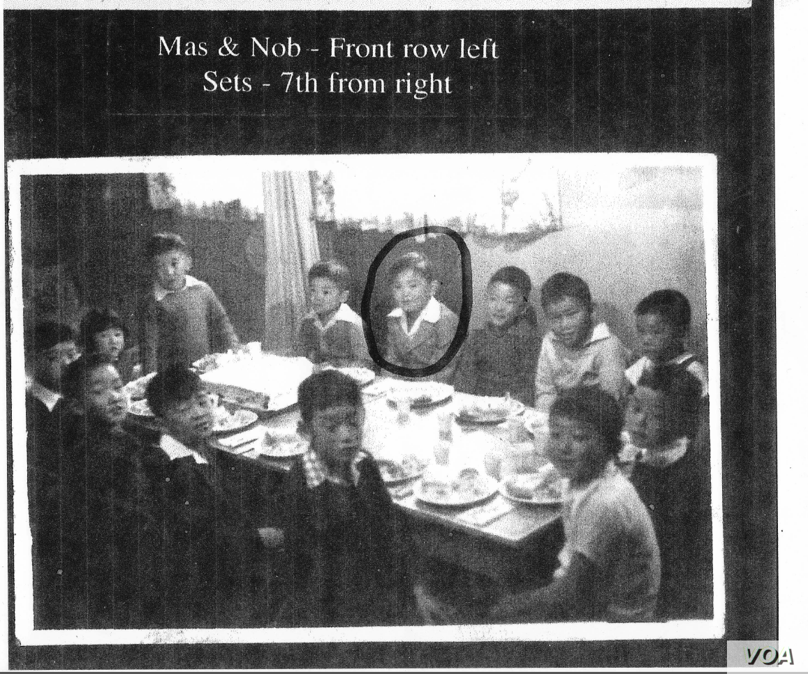 Mas Yamashita was only six when he was sent, along with his family, to live at the Topaz internment site, in Central Utah, was completed during World War II. (Courtesy: Mas Yamashita).