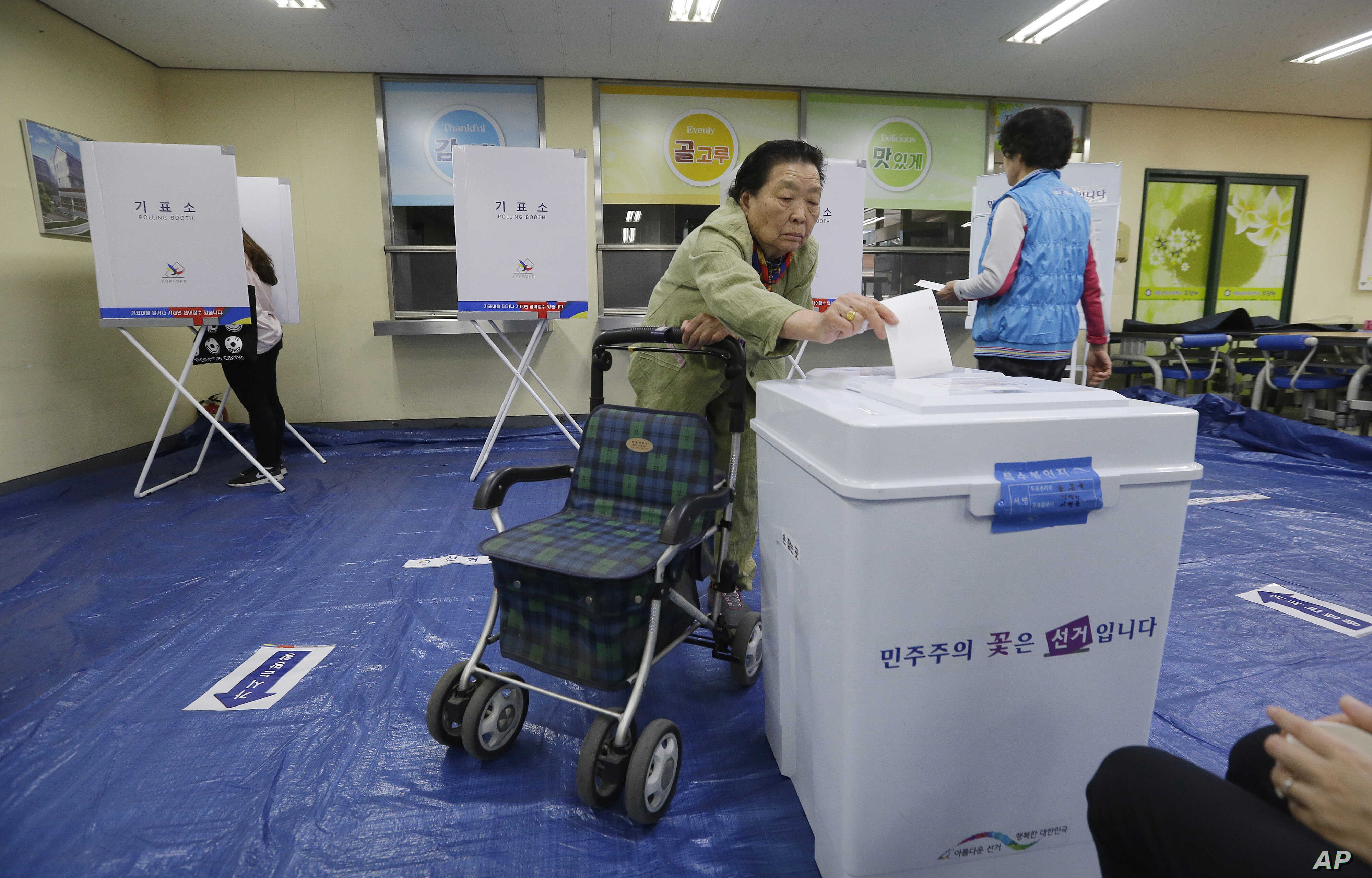 After Protests and Impeachment, South Koreans Finally Vote | Voice