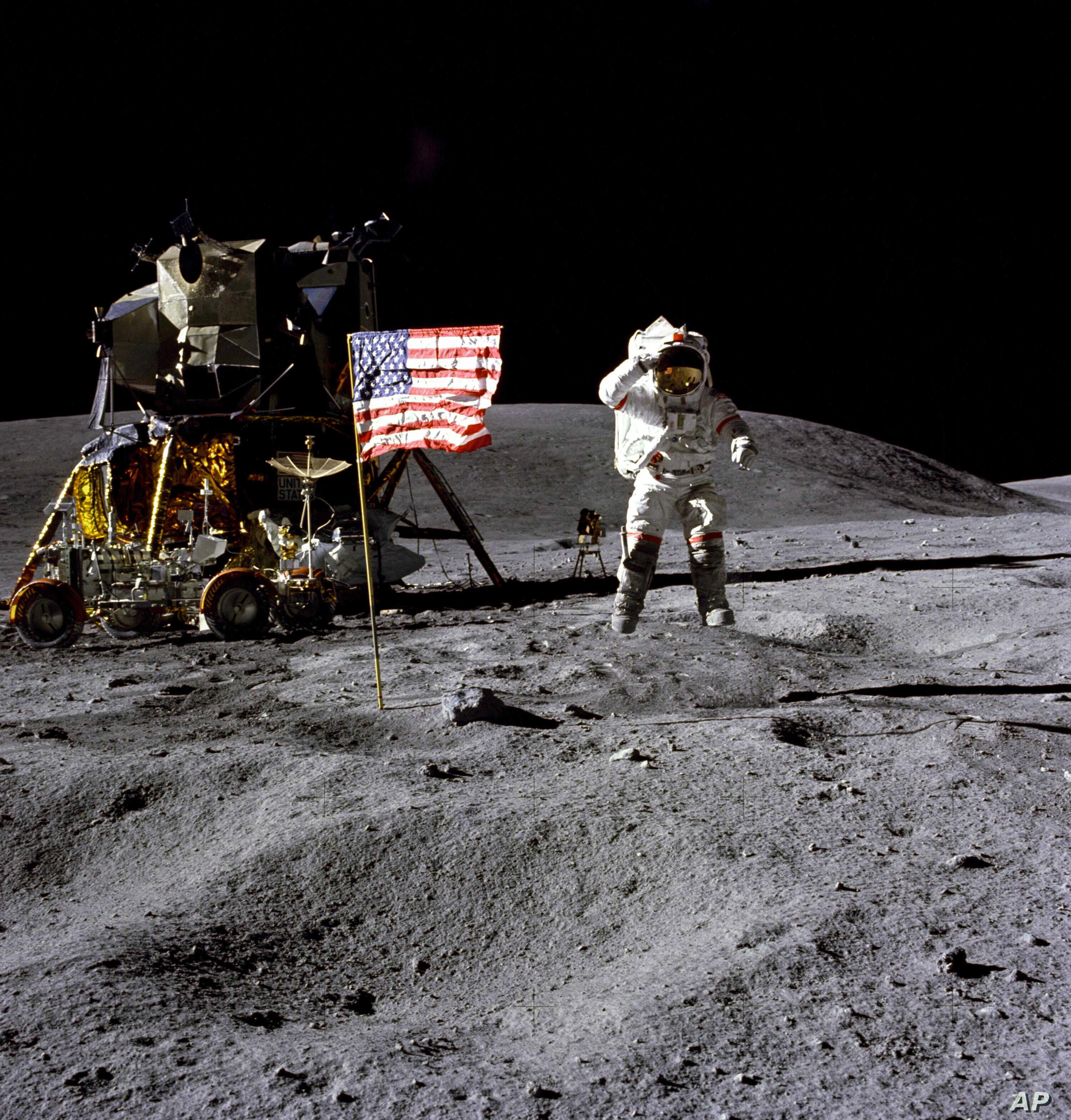Millions Still Believe the 1969 Moon Landing Was a Hoax