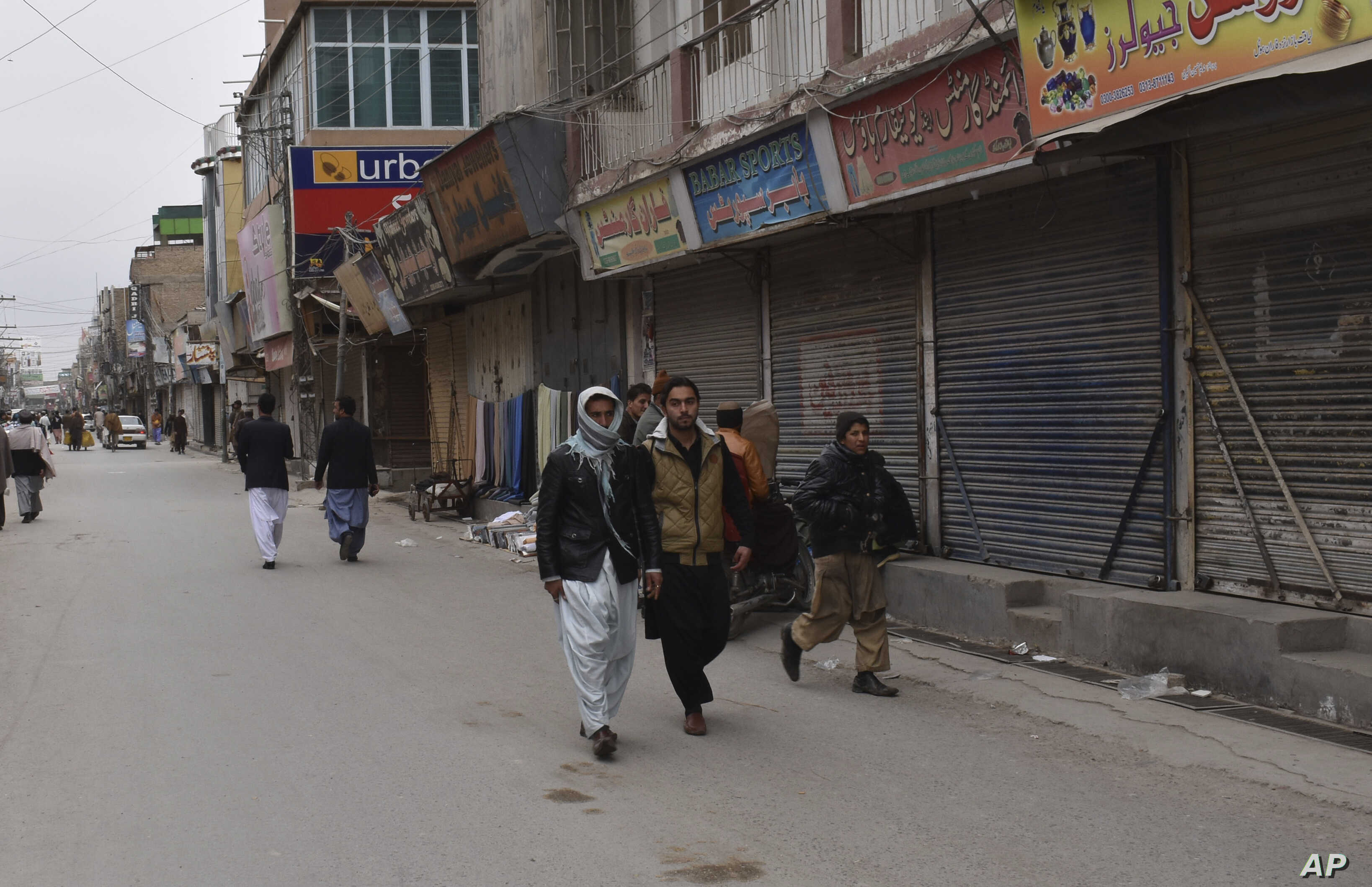Alleged Killing by Police Angers Pashtuns in Pakistan