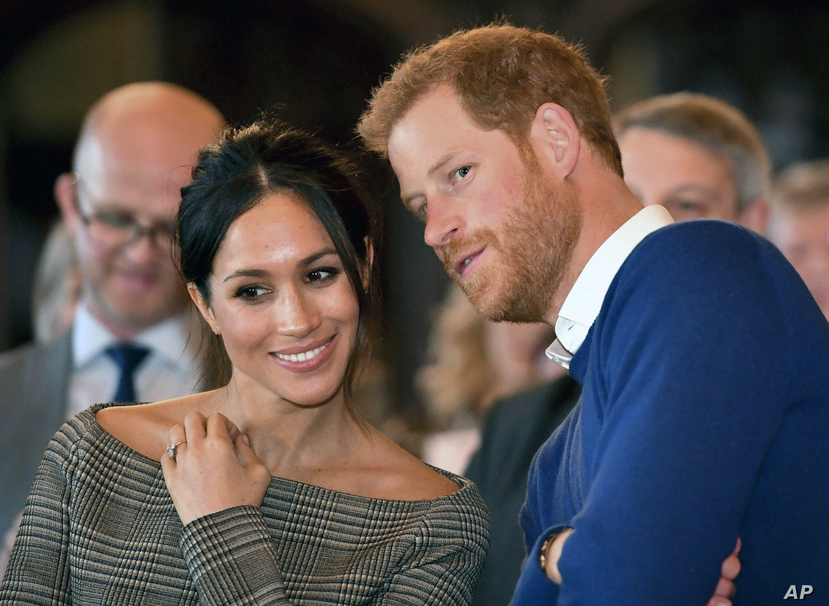 Royal Wedding Harry And Meghan.Royal Wedding Guess List Who Gets A Nod From Harry Meghan Voice