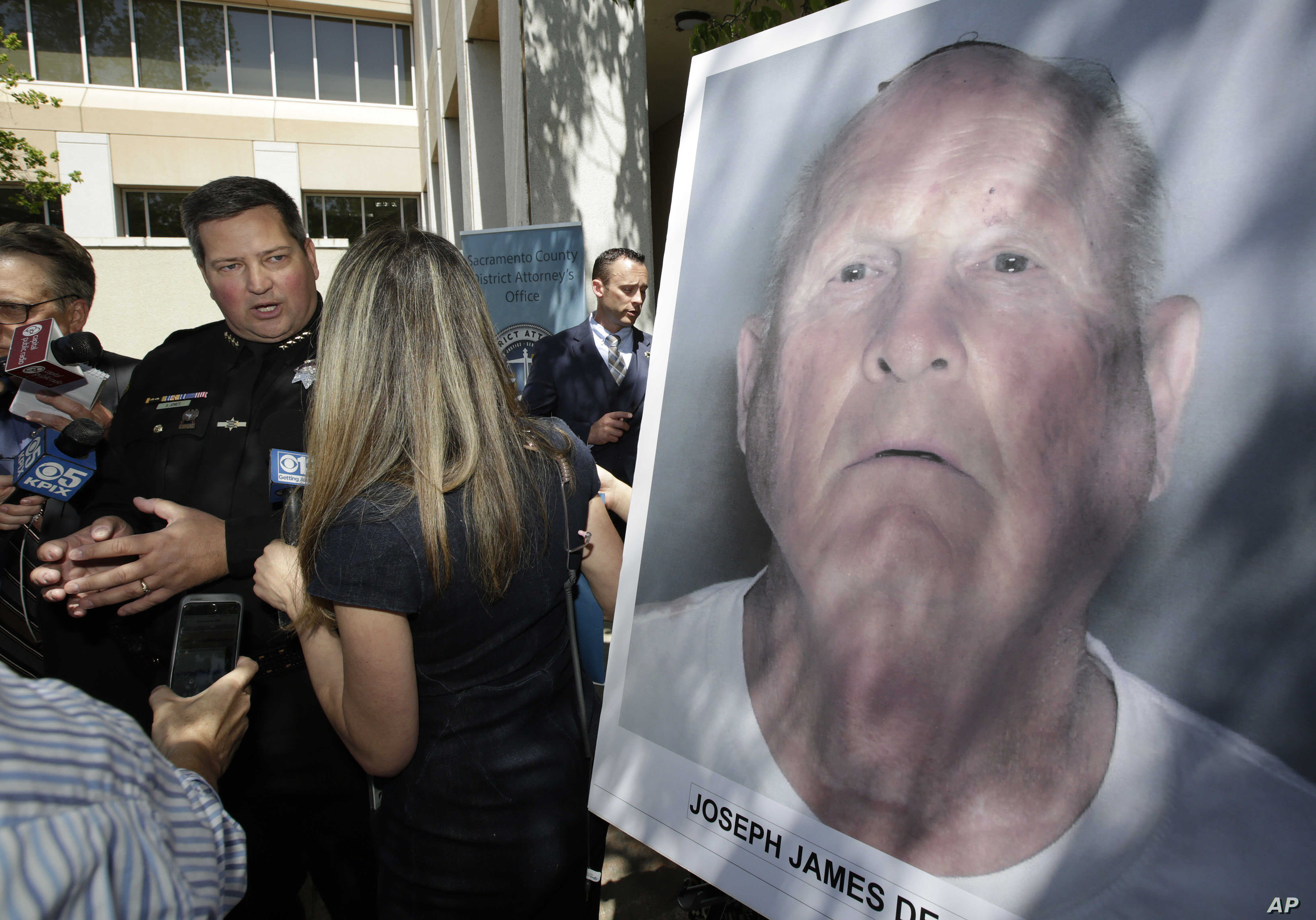 Ex-Cop Charged in California's Golden State Killer Spree