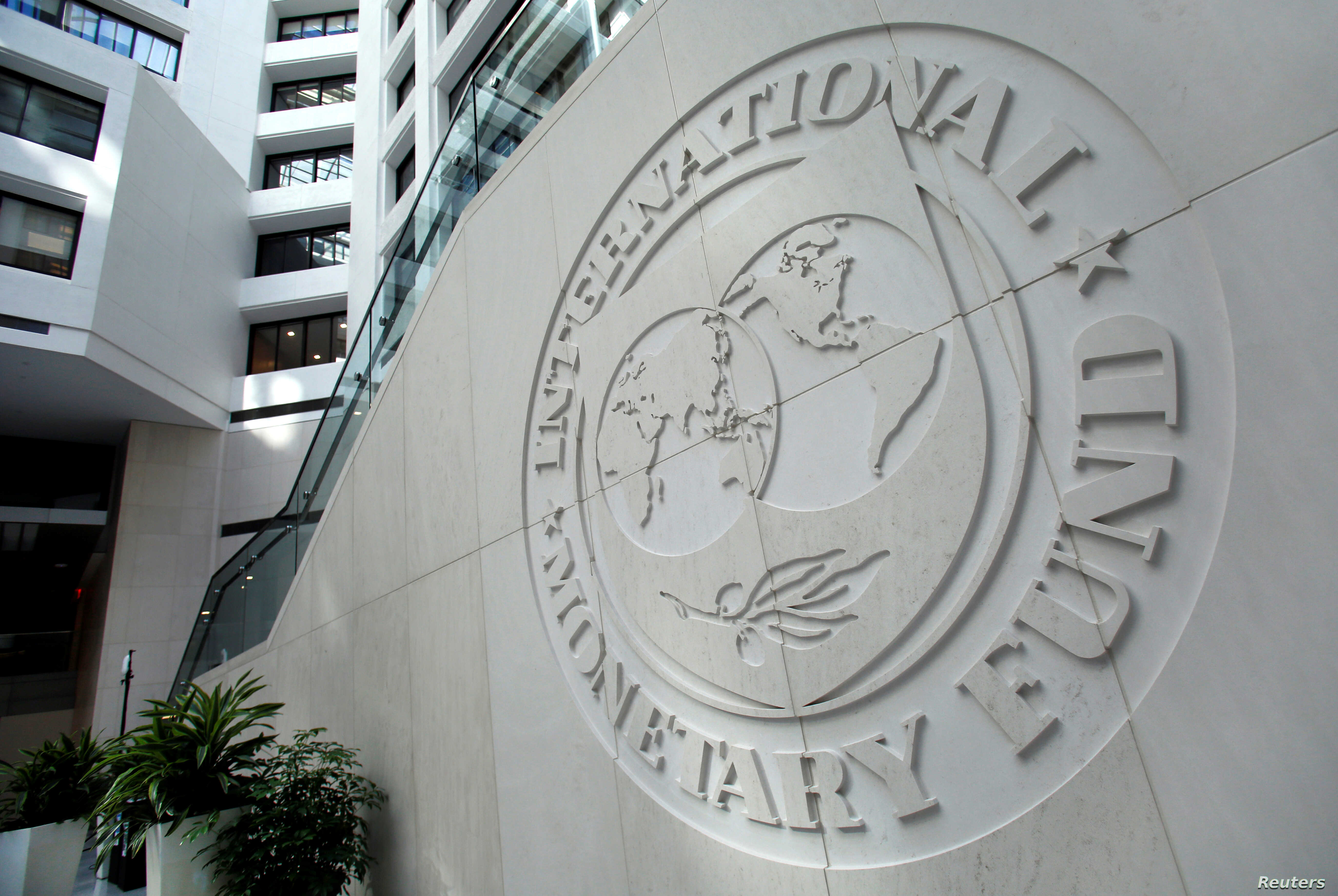 IMF Sees Weaker Global Economy But Upgrades US Forecast