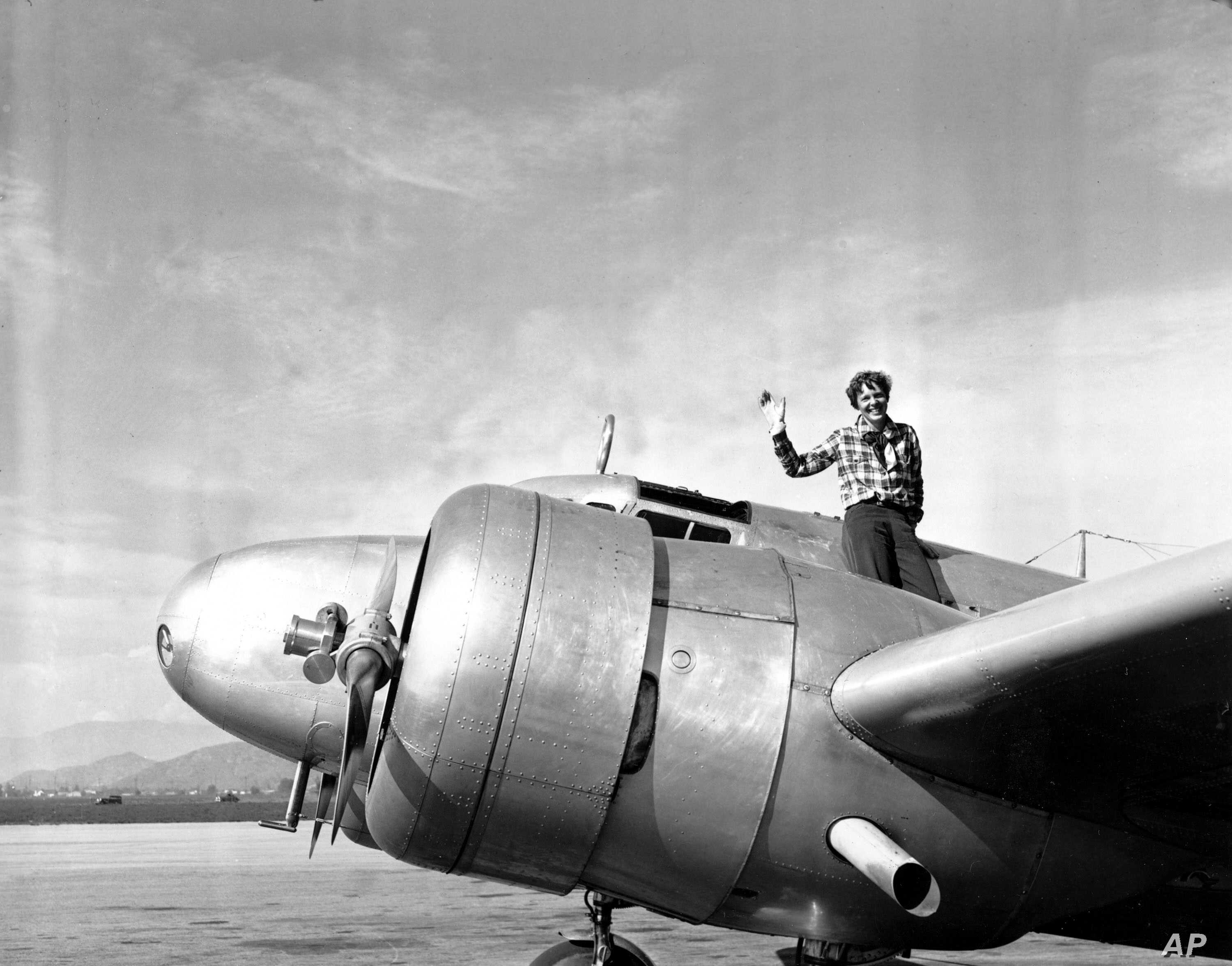 Newly Discovered Photo May Clear Up Amelia Earhart Mystery