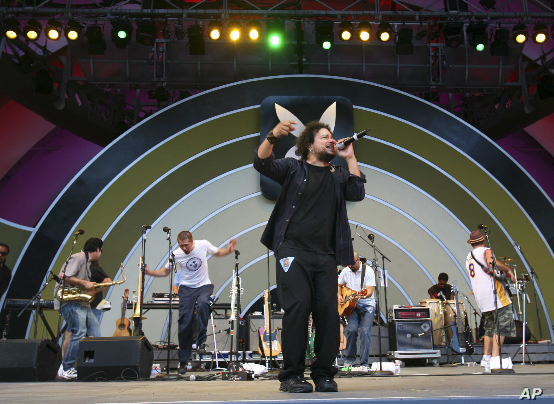 Playboy Festival Features Global Jazz | Voice of America - English