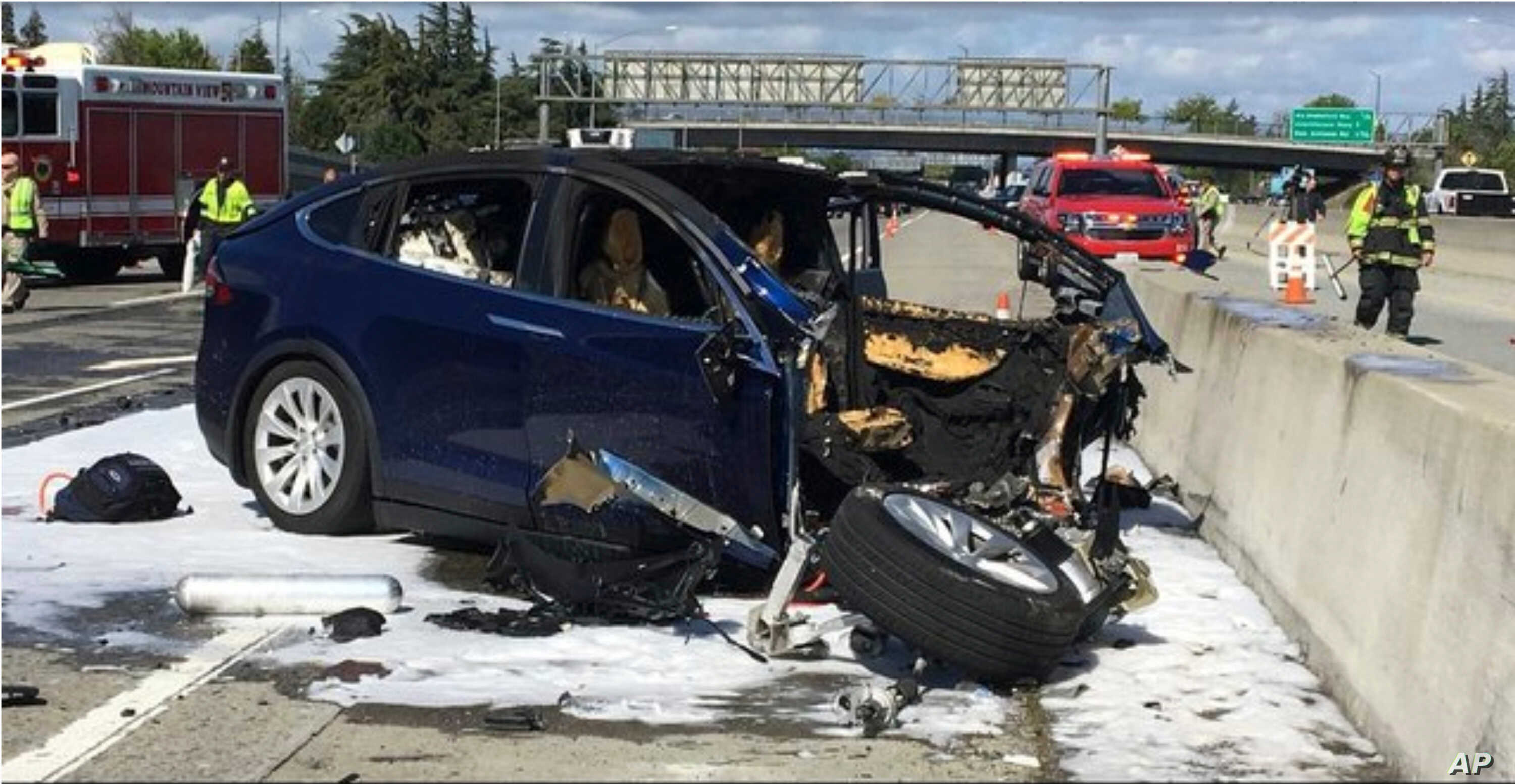 Tesla Says Vehicle in Deadly Crash Was on Autopilot | Voice of