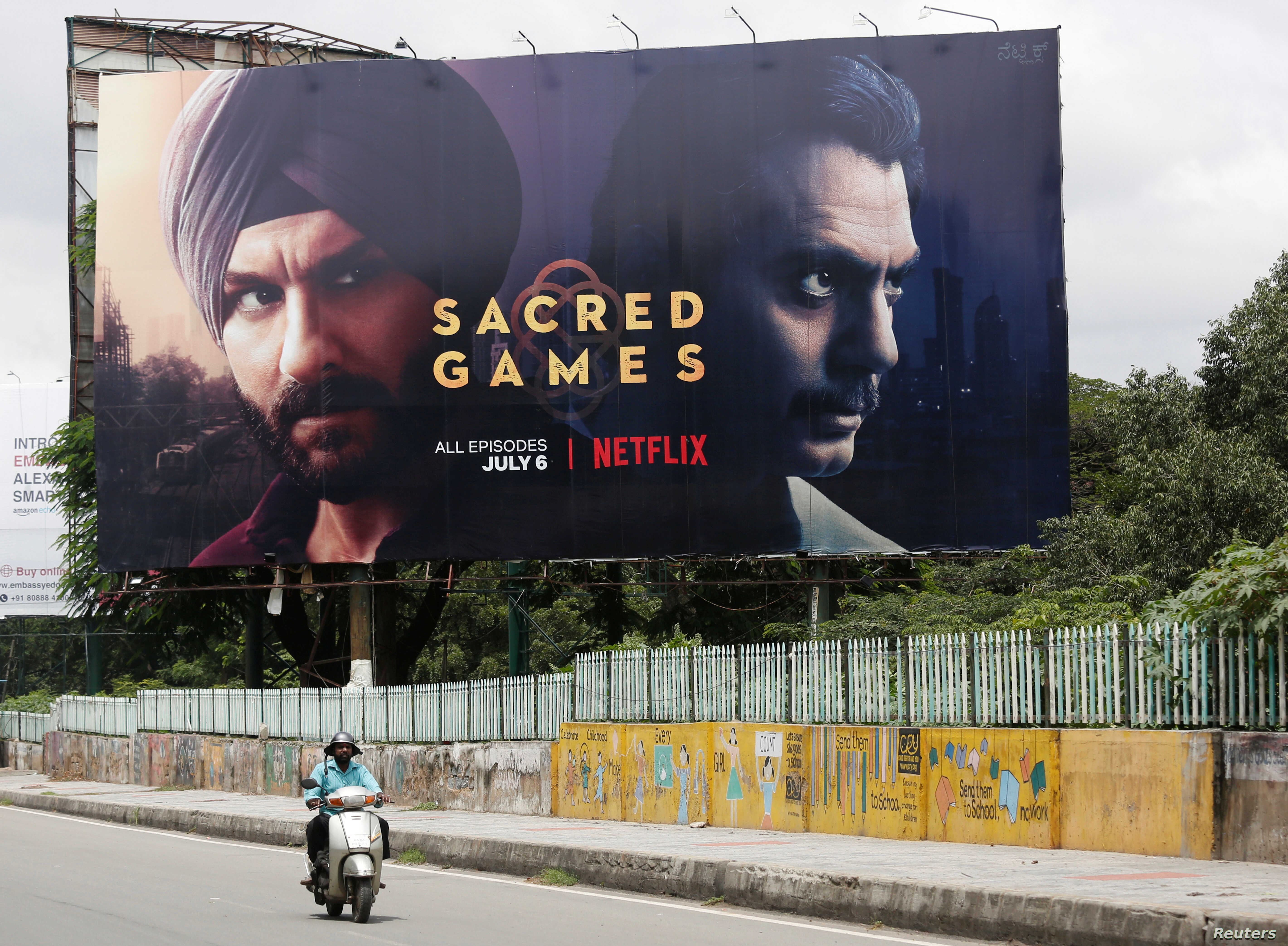 Netflix Taken to Court in India Over Portrayal of Former PM | Voice