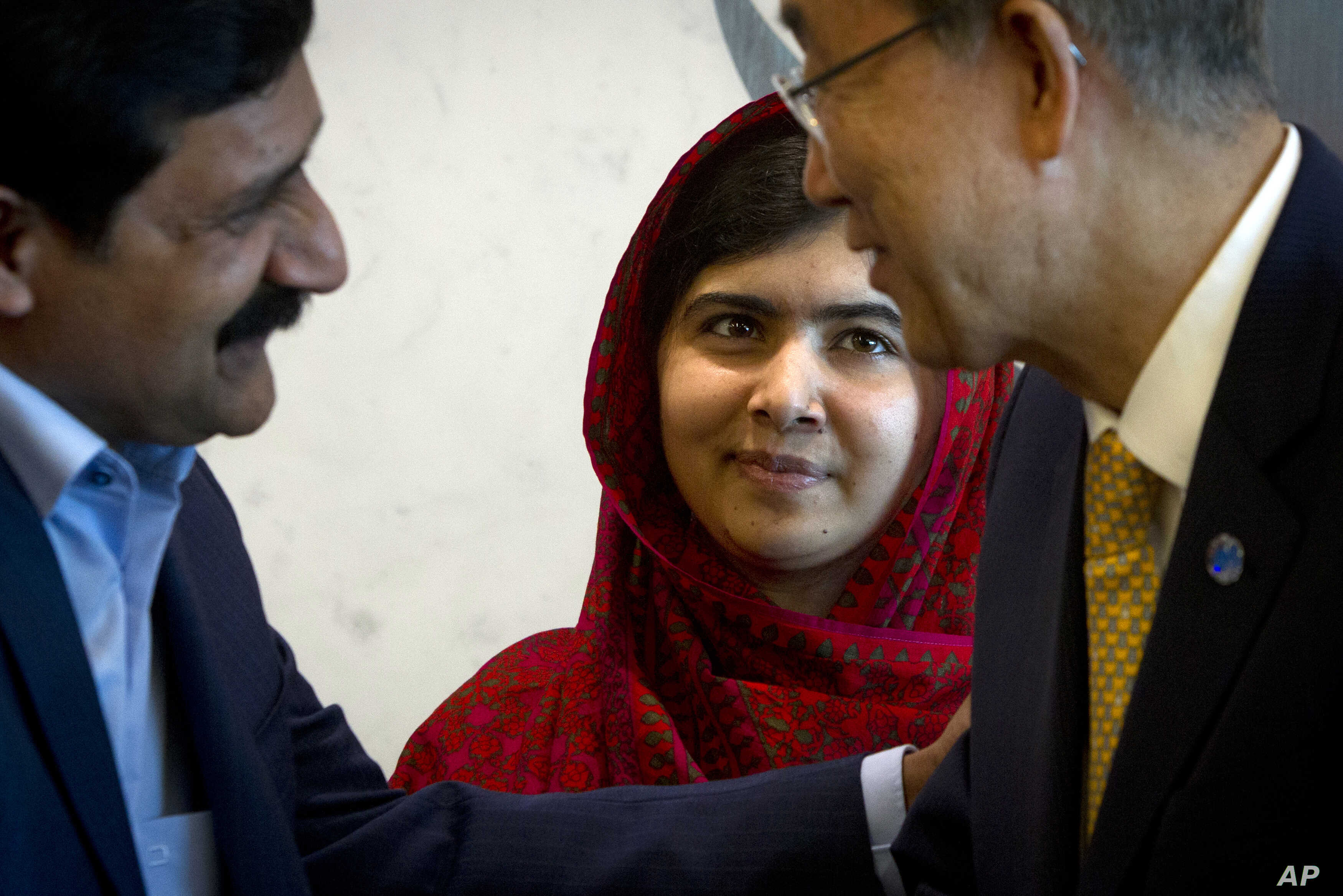 Exclusive: Malala's Father on Peace Prize | Voice of America