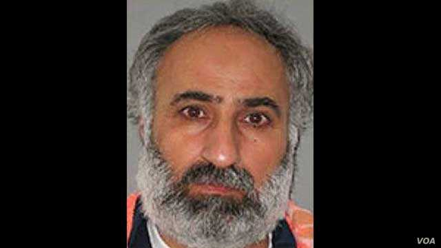 This undated photo courtesy of the U.S. State Department's Rewards For Justice Program shows Abd ar-Rahman Mustafa al-Qaduli. The Islamic State group's second in command is said to have been killed in a U.S. raid in Syria.