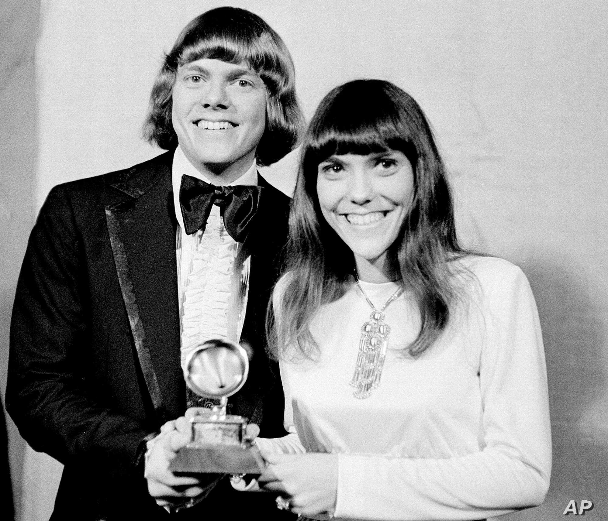 Carpenters Return with Vinyl Remasters of Hit Albums | Voice