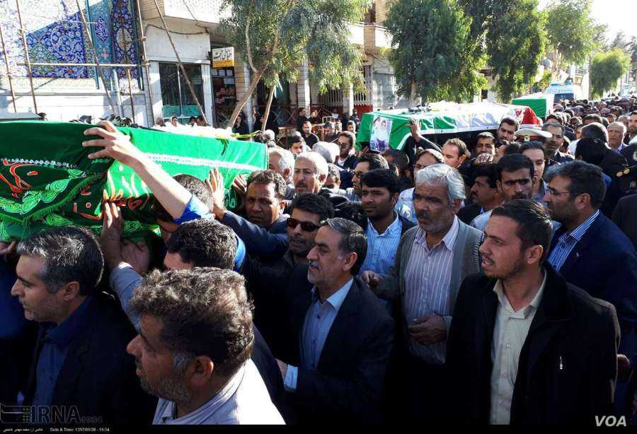 Iranian Media: School Fire Kills 3, Resembles 2012 Blaze