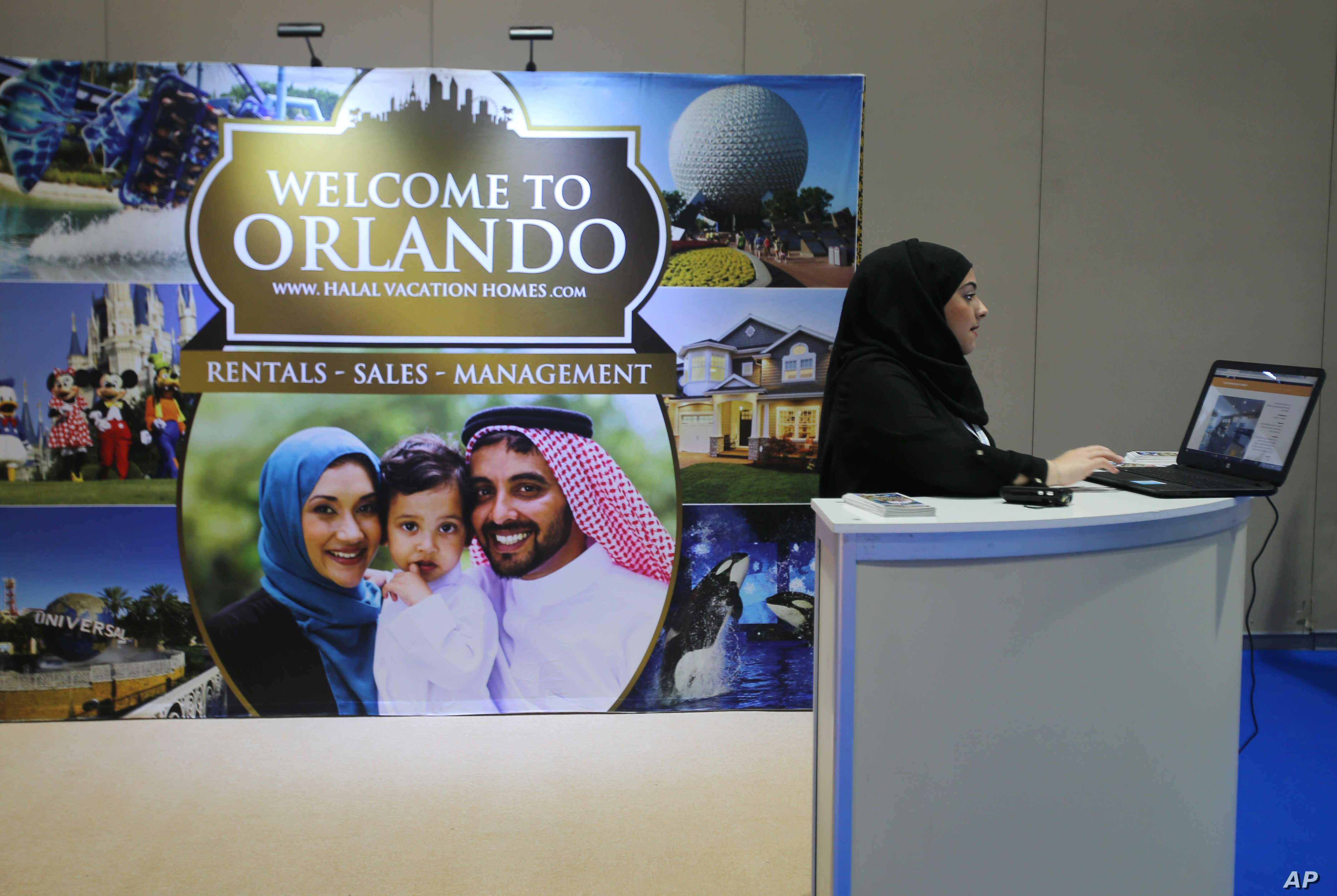 Halal Tourism' Emerges as Businesses Serve Muslim Travelers