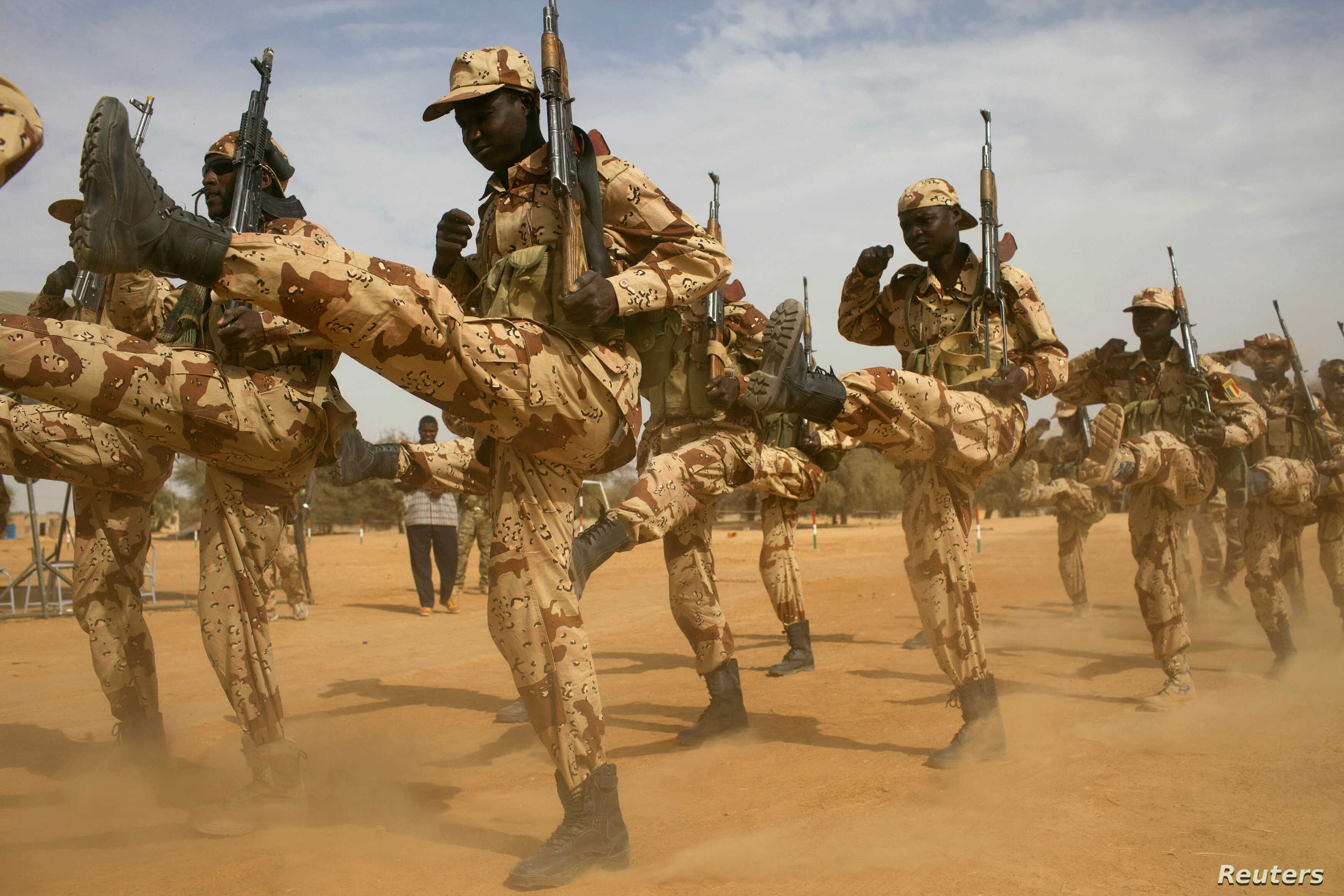 Chad Pulls Troops From Fight Against Boko Haram in Niger