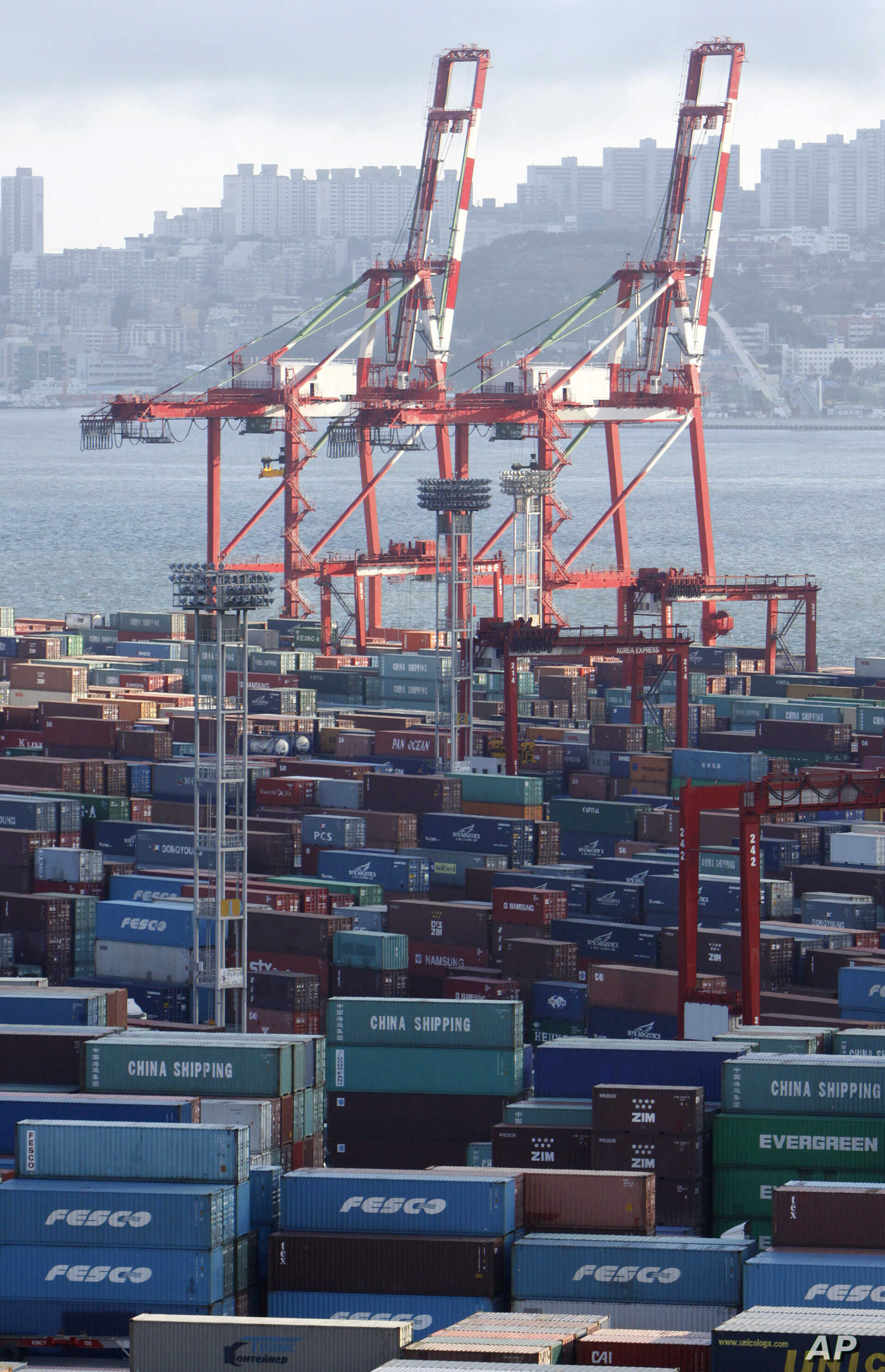 US Cites Benefits of New Trade Agreement with South Korea