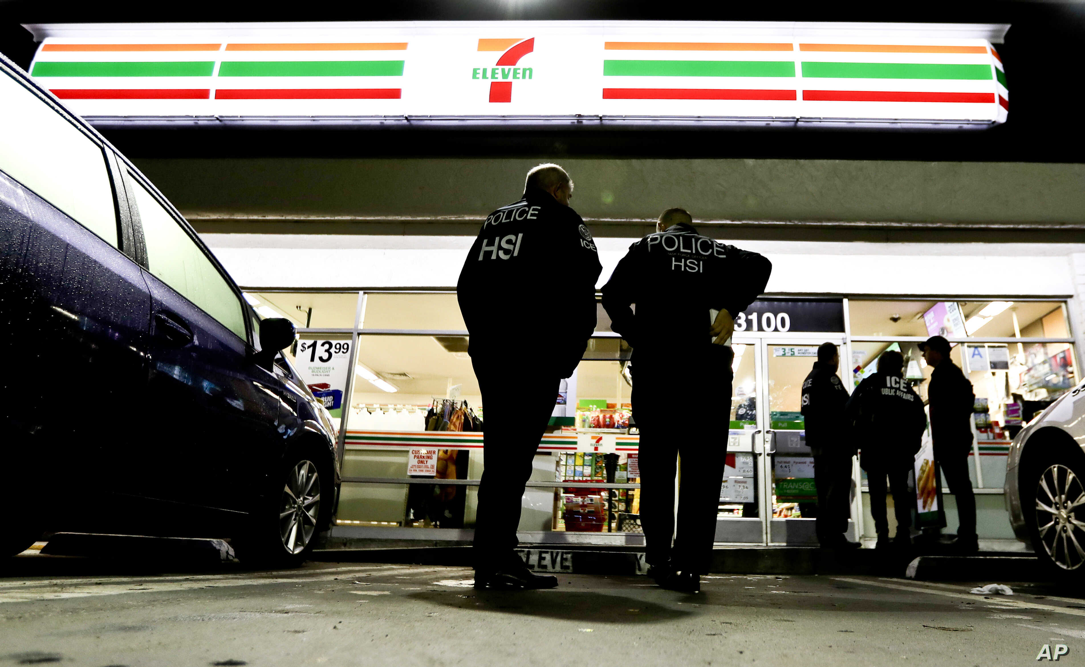 7-Eleven Probe Opens New Front on Immigration | Voice of America