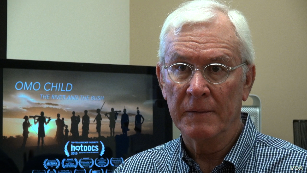 "John Rowe, producer and director of the documentary ""Omo Child: The River and the Bush,"" which recounts the efforts of an Ethiopian man to end the tribal practice of ""mingi,"" the killing of children regarded as cursed."