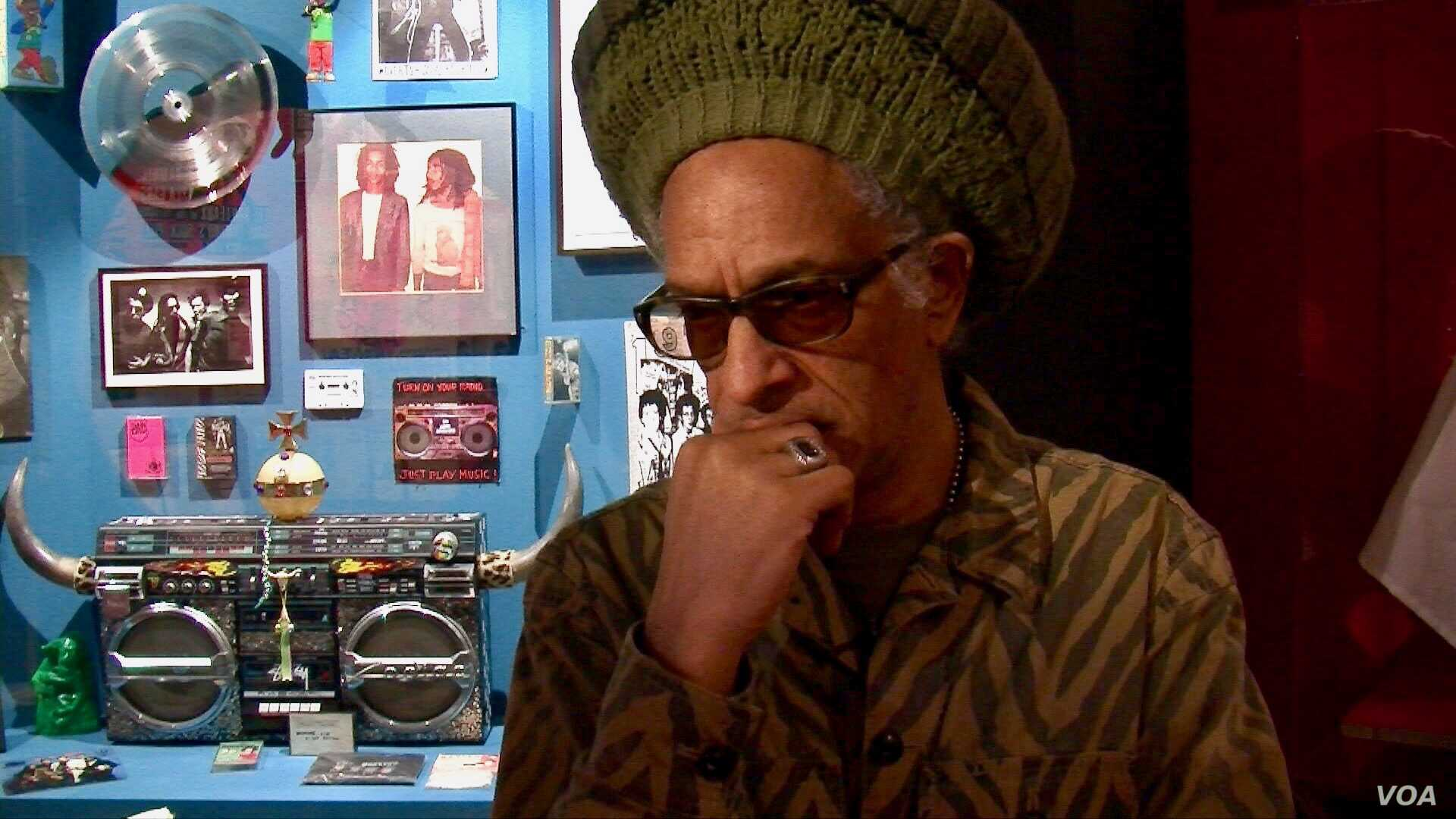 British musician and filmmaker Don Letts says music helped immigrants like his parents integrate in the UK.