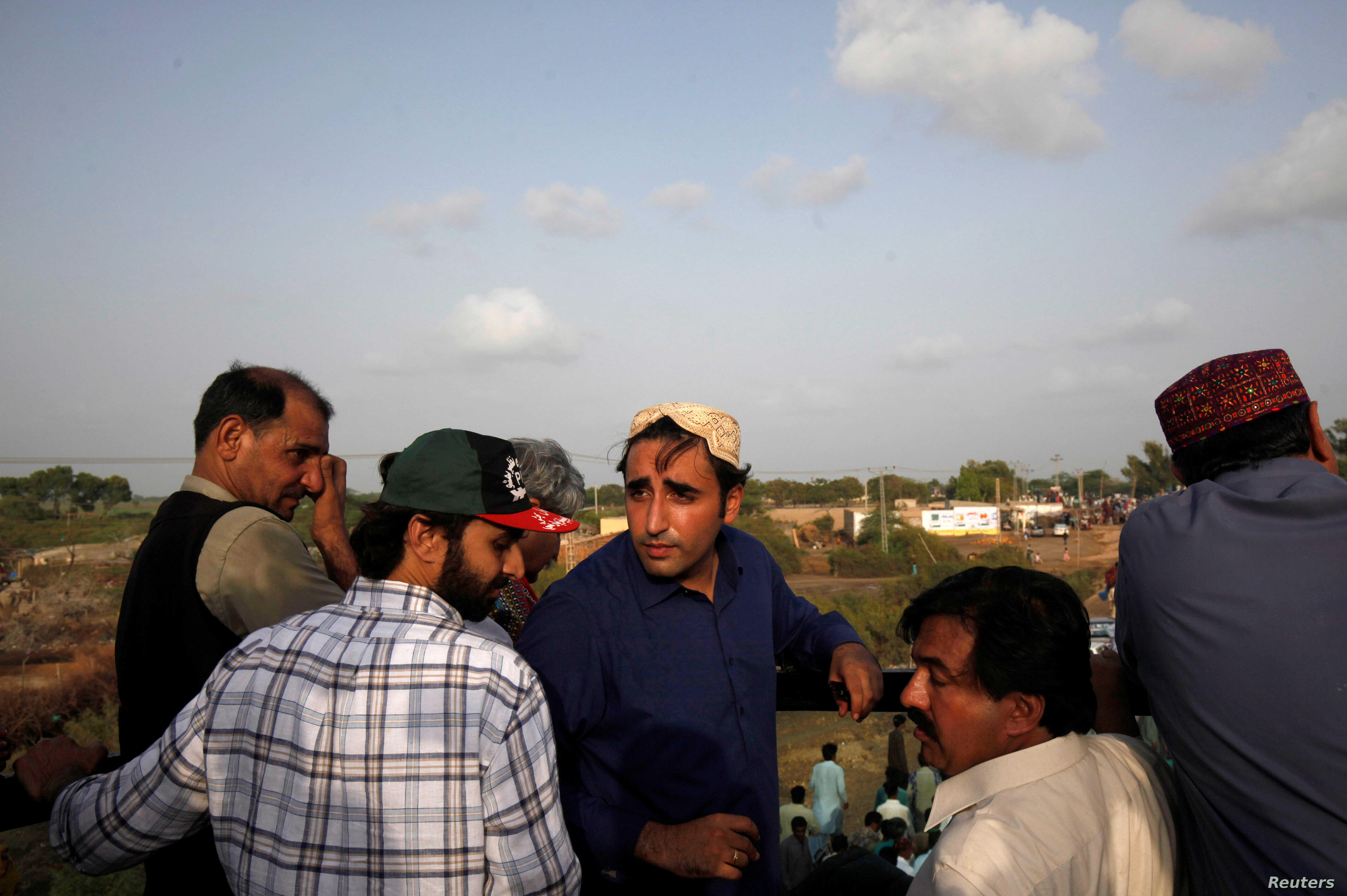 Bhutto Son Campaigns to be Pakistan Prime Minister | Voice