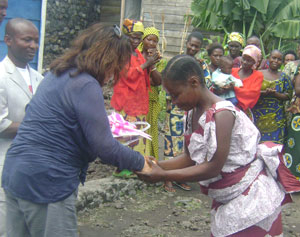 Rebuilding Lives after War and Rape in the DRC